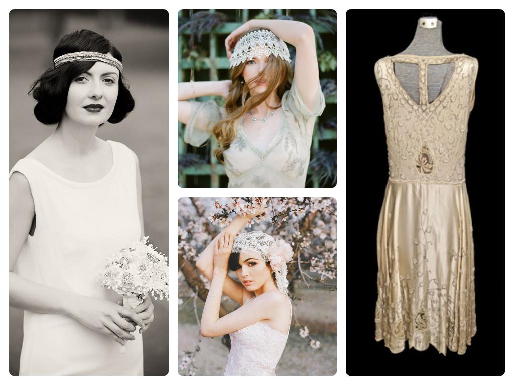 95e985302e8 style vintage femme mariage ...