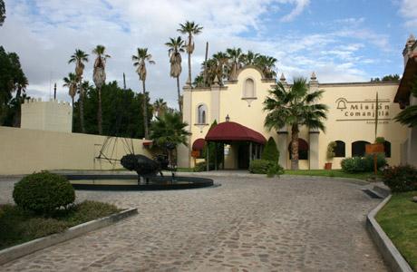 Hotel Misión Comanjilla, Guanajuato