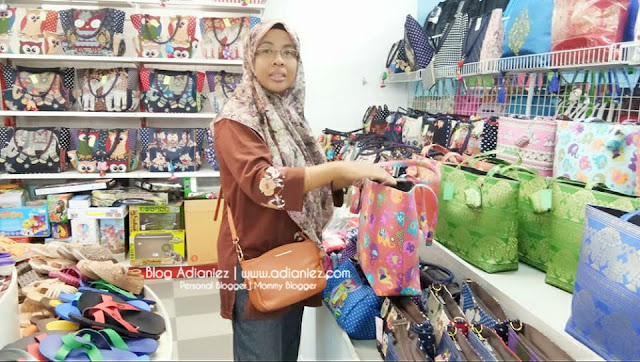 Dah Sampai Hatyai ::: Shopping Di Nora Plaza, Klong Hae Floating Market & Asean Night Bazaar