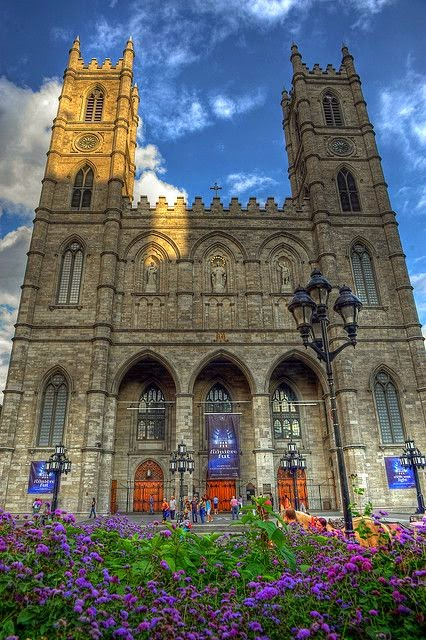 most popular Interesting Attractions in Canada -  Montreal