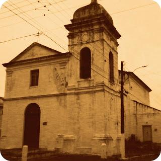 Igreja de São Francisco, em Rio Pardo