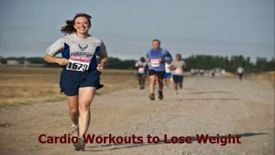 Cardio Workouts to Lose Weight