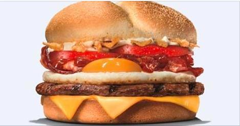 Burger King France vous offre un Egg Burger si vous êtes « chauve » !