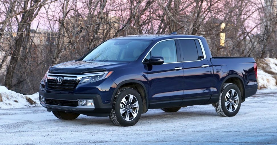 2017 Honda Ridgeline – A Refreshed Model to Consider