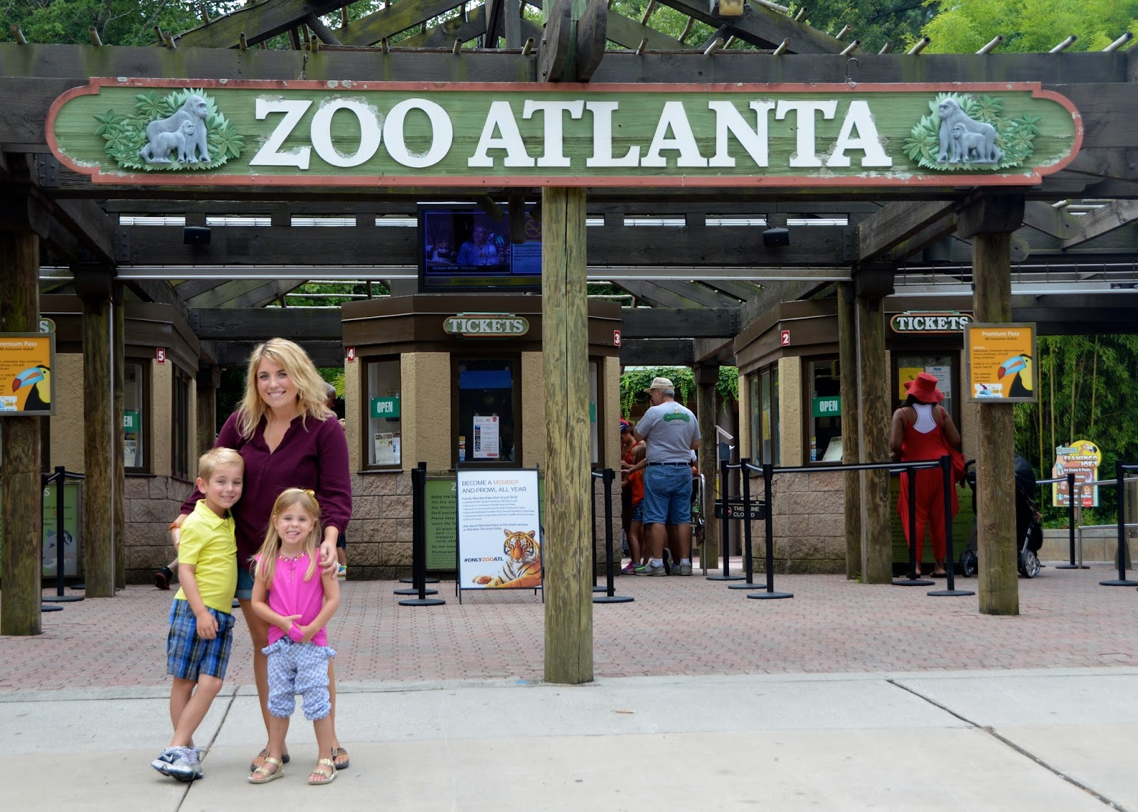 Big Kid Club: Zoo Atlanta