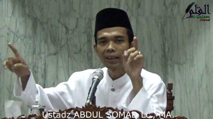Ustadz Abdul Somad: Dari Presiden Sampai Pak KUA Semua Akan Binasa...