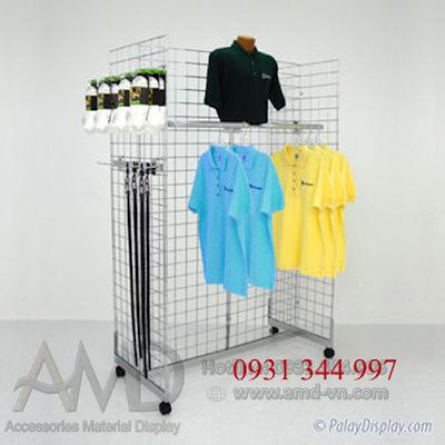 Khung lưới treo hàng | Móc lưới treo hàng, phụ kiện điện thoại, thời trang - 223617