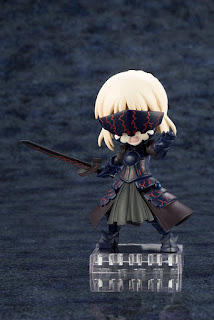"Figuras: Abierto pre-order de la Cu-Poche Saber Alter de ""Fate/Grand Order"" - Kotobukiya"