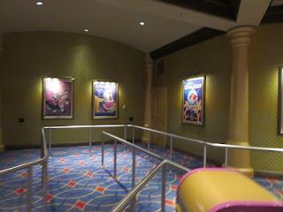 lobby of Mickey's Philharmagic Disney World