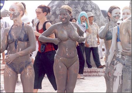 nudity oops the korean