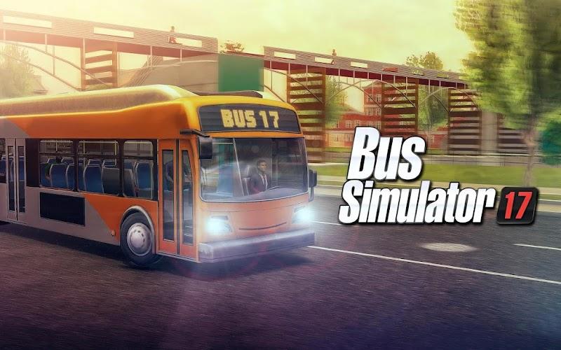 Bus Simulator 17 v1.10.0 Apk Mod [Dinheiro Infinito]