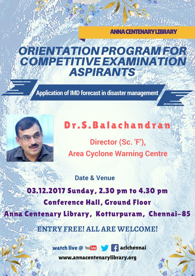 Dr.S.Balachandran