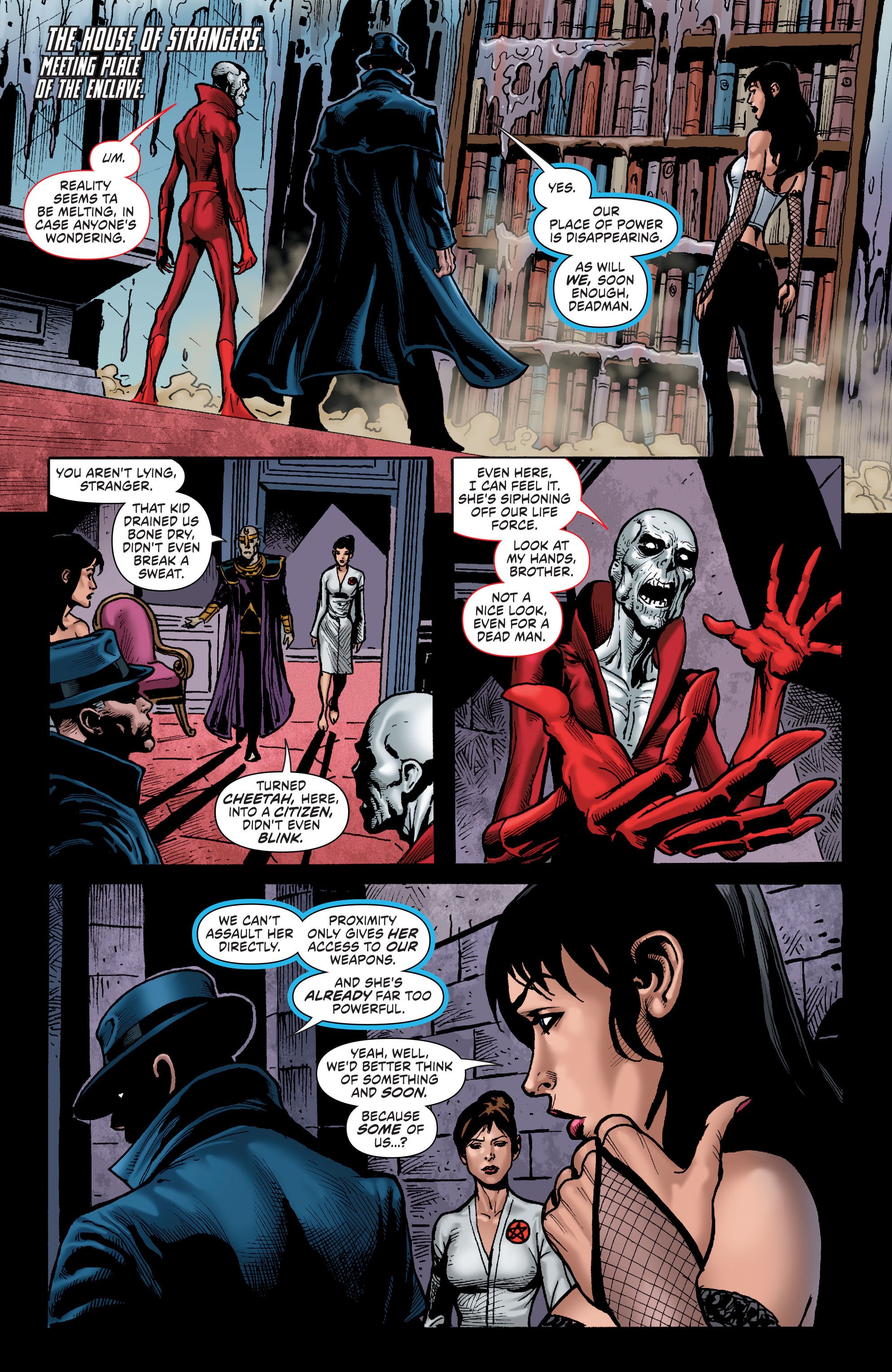 Read online Secret Six (2015) comic -  Issue #9 - 3