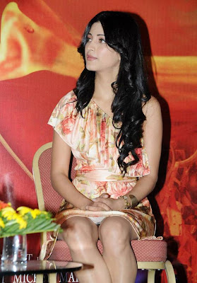 Shruthi Hassan in skirt