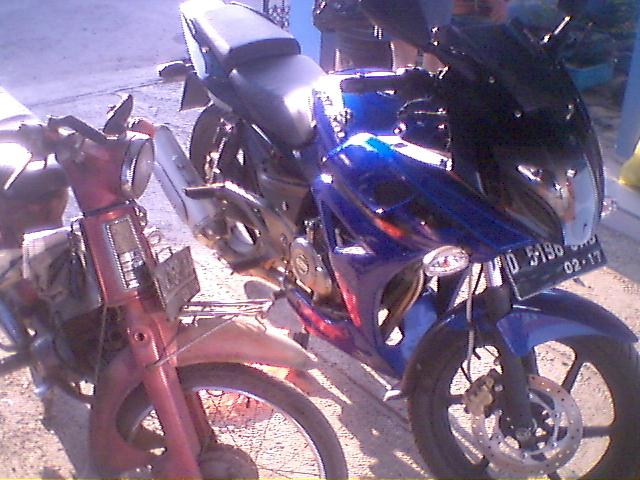 Honda C70 Modifikasi