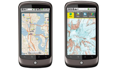 Backpacker GPS Trails Android Applications For Health