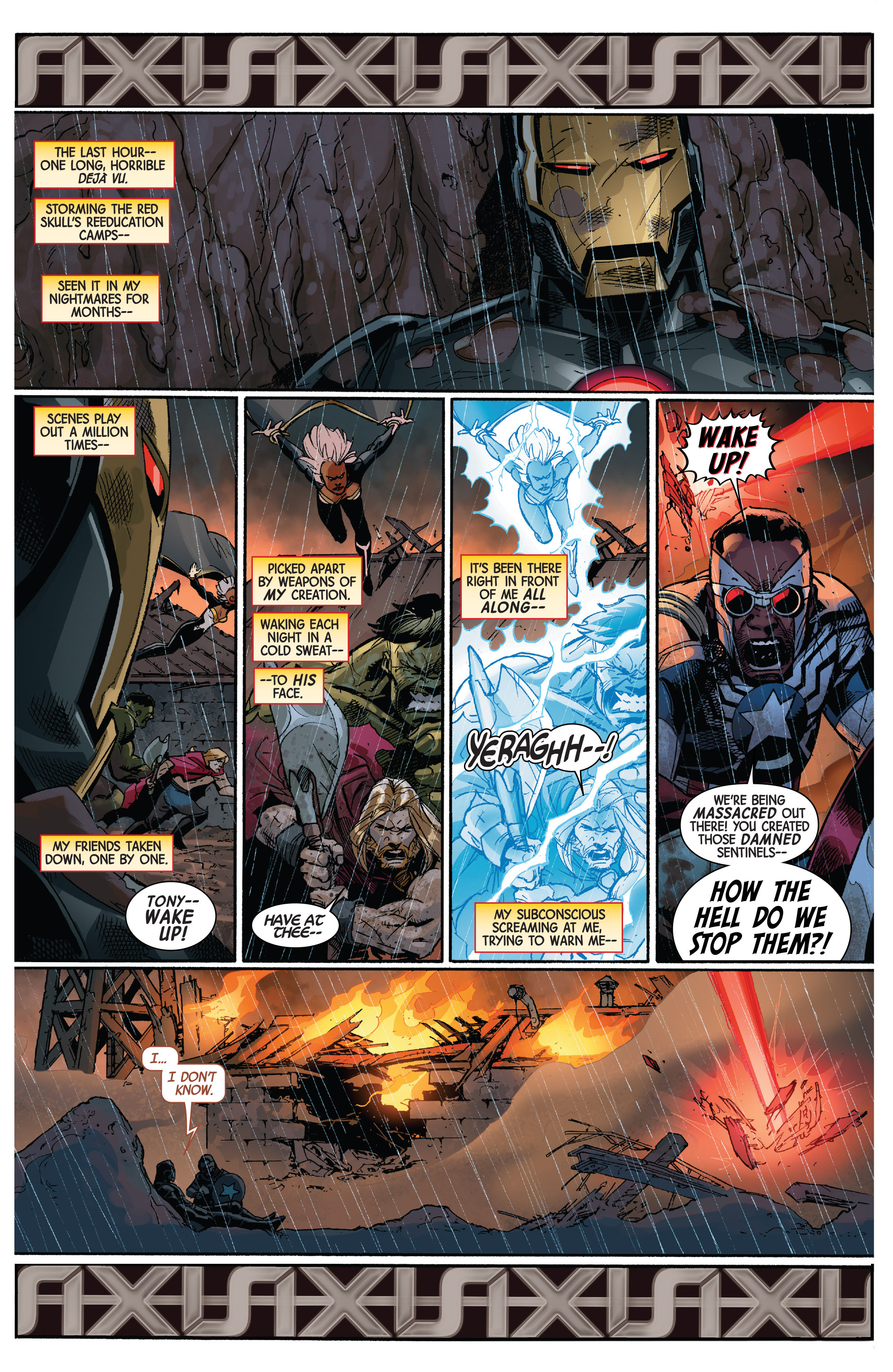 Read online Avengers & X-Men: AXIS comic -  Issue #2 - 4