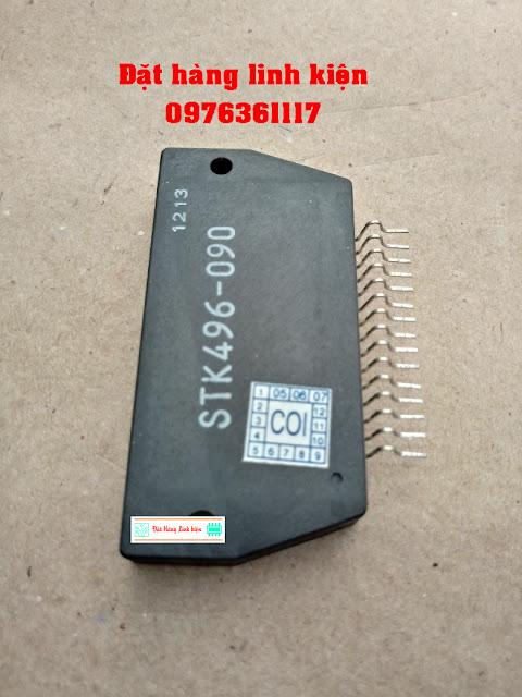 IC STK 496-090 Điện tử