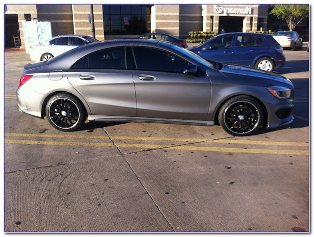 Mercedes Benz WINDOW TINT Cost Near Me