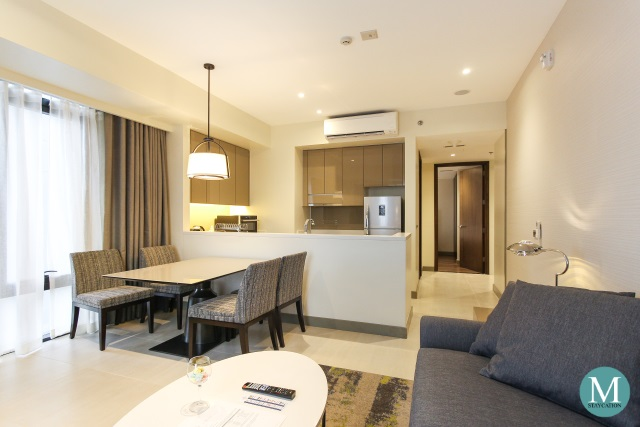 One-Bedroom Deluxe Apartment at Somerset Alabang Manila