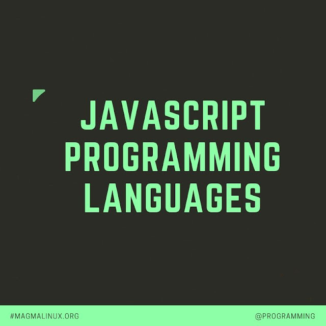 JavaScript programming languages