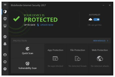 Bitdefender Internet Security v21.0