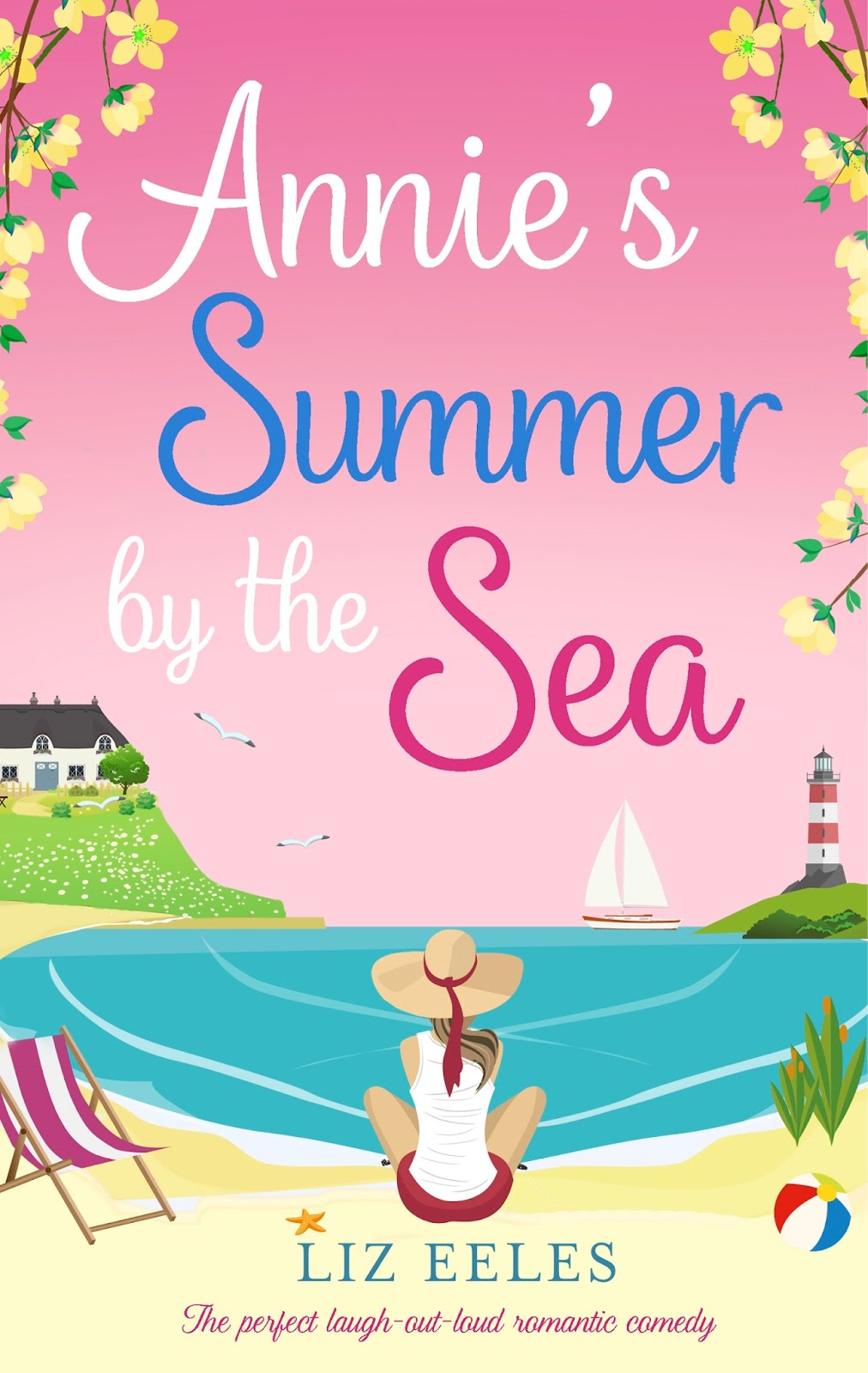 Shaz\'s Book Blog: Emma\'s Review: Annie\'s Summer by the Sea by Liz Eeles