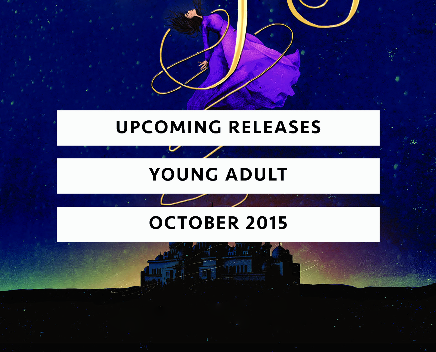 Upcoming Releases October 2015
