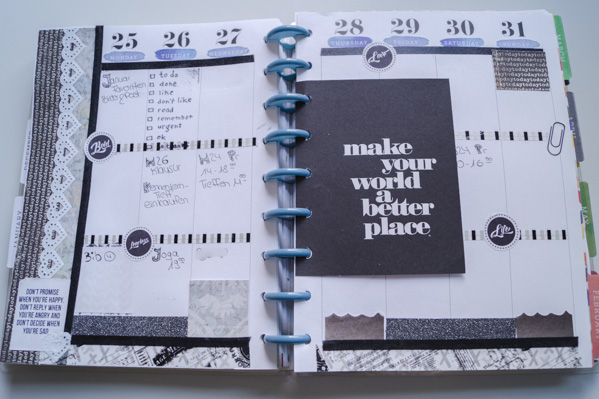 Planner Decoration - 365 Happy Planner