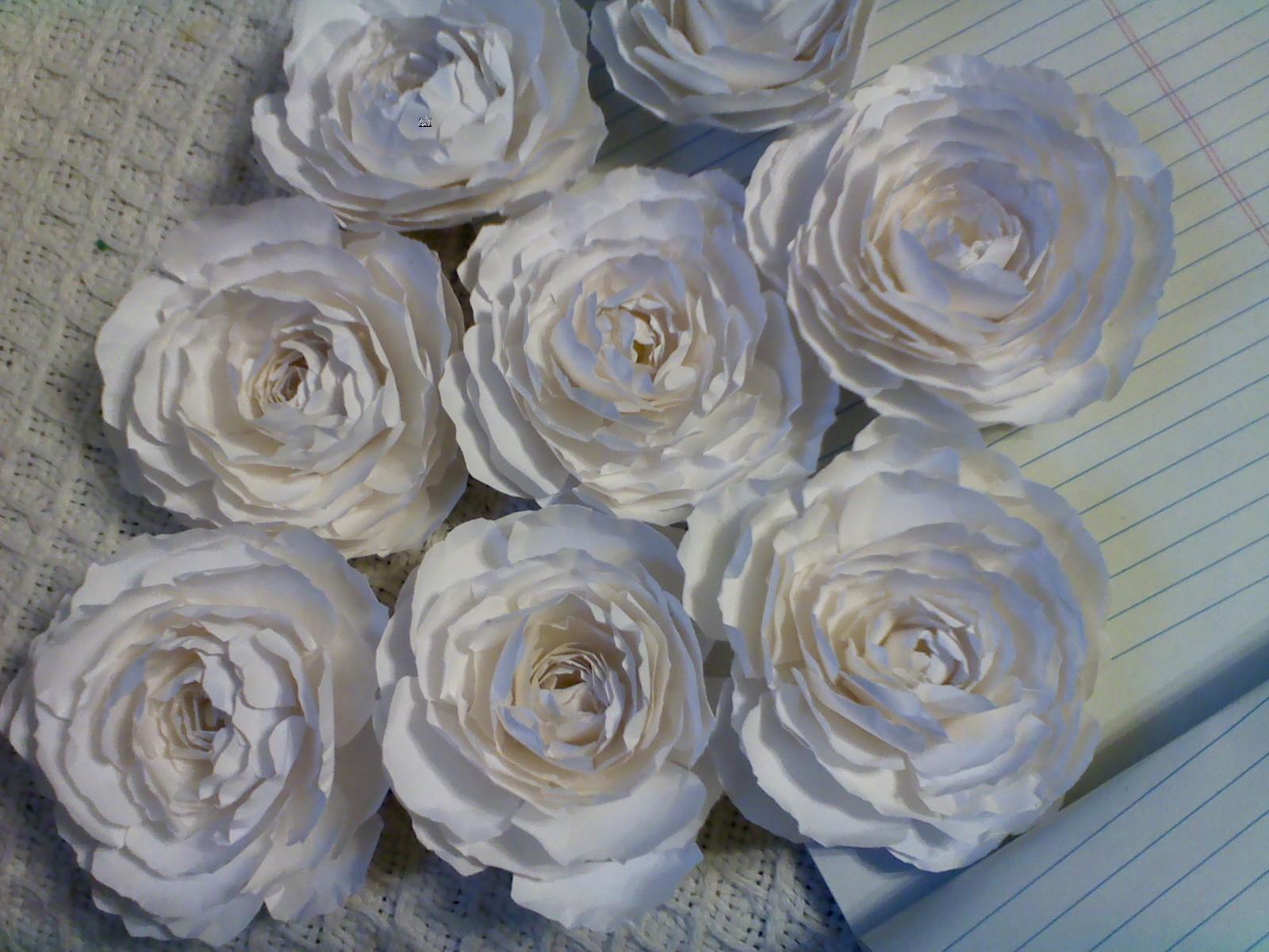 Cómo Hacer Flores De Papel Gigantes Para Eventos Dale Detalles