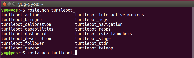 Install TurtleBot on ROS Kinetic (Ubuntu 16 0 4)