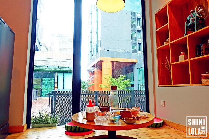 Nippori interior design