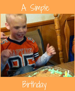 A Simple Birthday