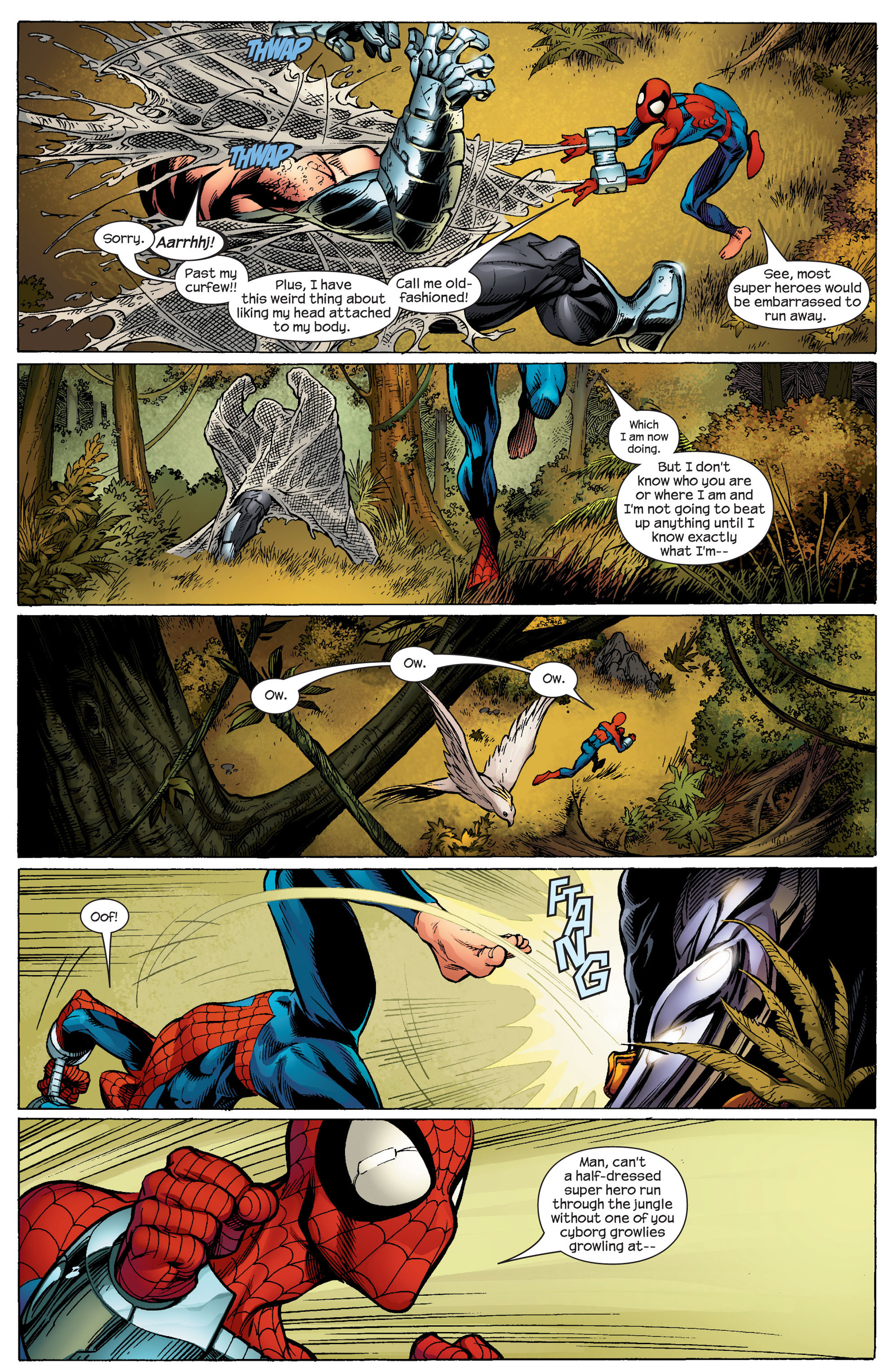 Read online Ultimate Spider-Man (2000) comic -  Issue #92 - 10