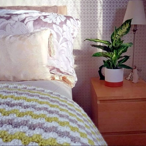 Interior kamar rumah minimalis sederhana