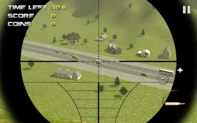 Sniper: Traffic Hunter
