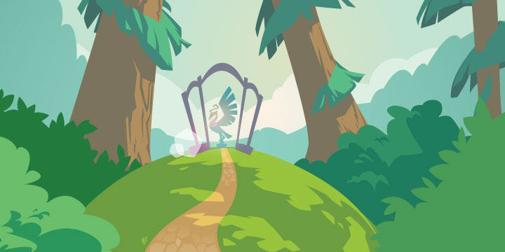 Animal Jam Whip Graphics: Backgrounds