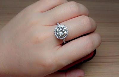 Round Stone Ring