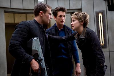 Insurgent / ダイバージェントNEO ~わたしが「ダイバージェント・シリーズ」を好きになれない理由