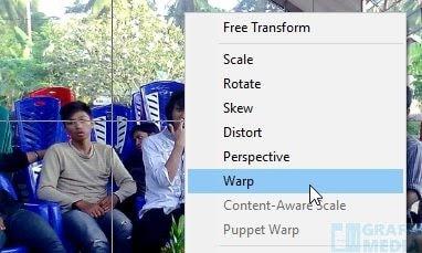 kita akan berguru cara menciptakan imbas fisheye pada foto dengan photoshop Cara Membuat Efek Fisheye Pada Foto Dengan Photoshop