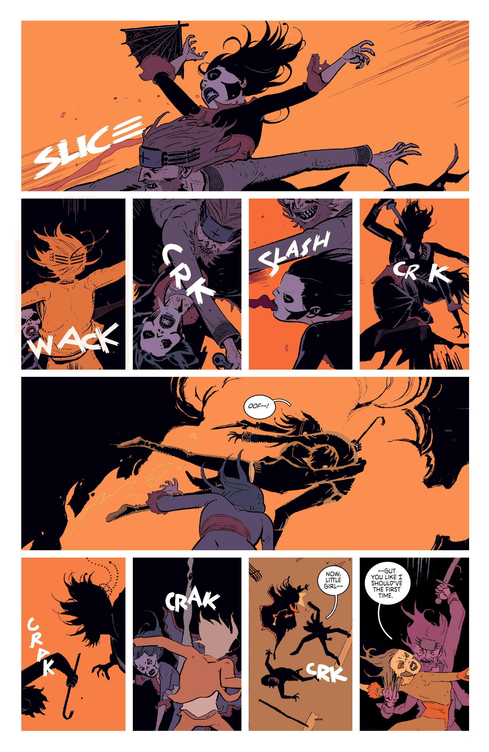 Read online Deadly Class comic -  Issue # _TPB 3 - 25