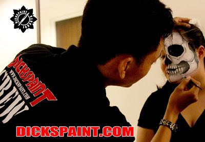 Face Painting Kids Horror Jakarta
