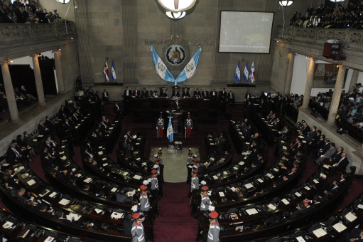 Diputados de Guatemala respaldan diálogo en Venezuela