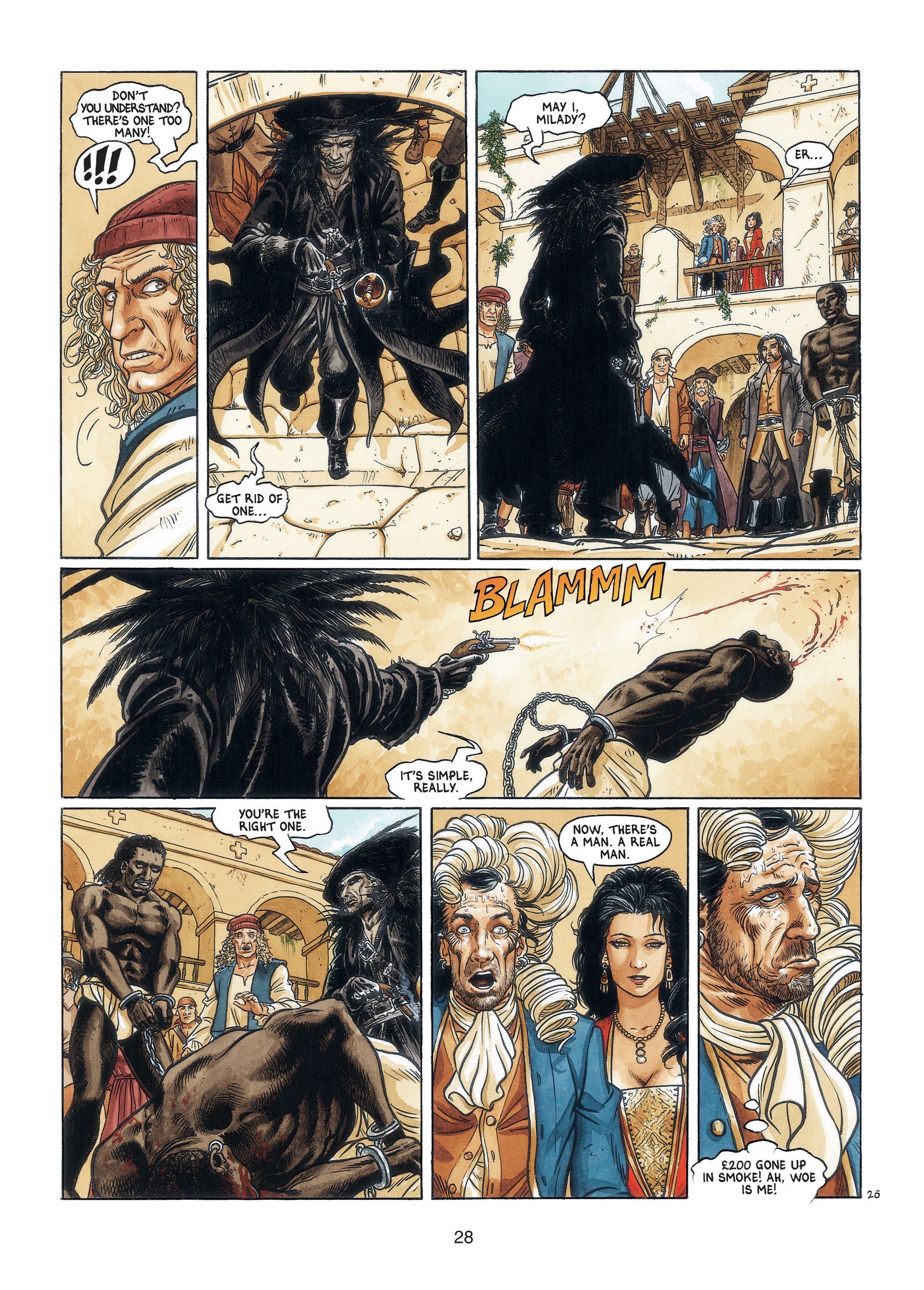 Read online Barracuda comic -  Issue #3 - 29