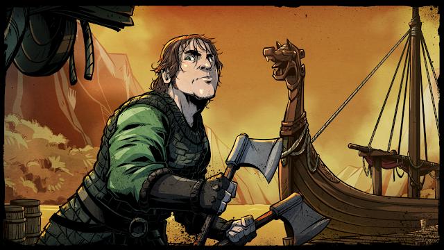 Dean Ambrose - Viking