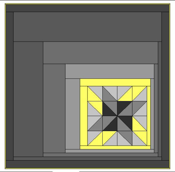 Quilt design | DevotedQuilter.blogspot.com