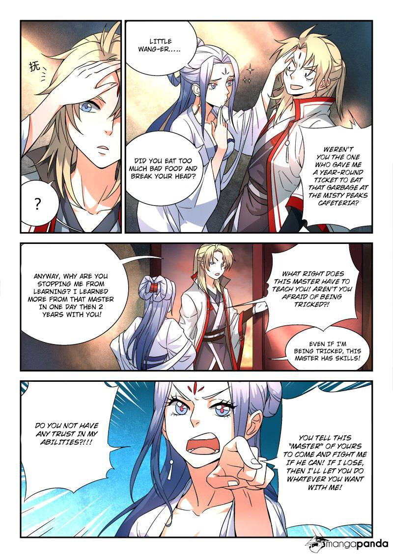 Spirit Blade Mountain - Chapter 33