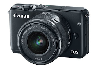 Canon EOS M10 Digital Camera