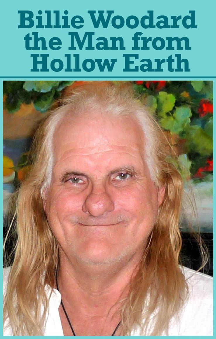 Билли Фэй Вудард (Зорра)- из Внутренней\ полой Земли BillieWoodard