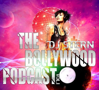 THE BOLLYWOOD PODCAST VOL.01 (2014) - DJ STERN